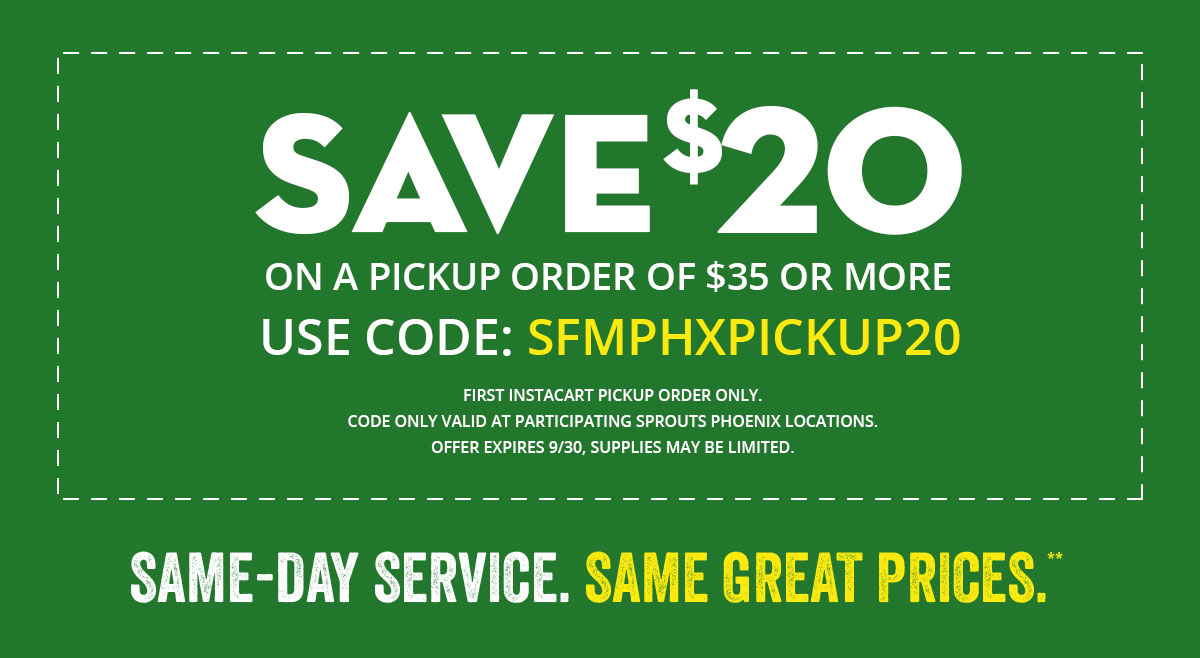 Same-Day Service. Same Great Value!*