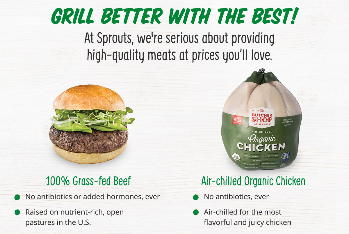 Grill Better with the Best!