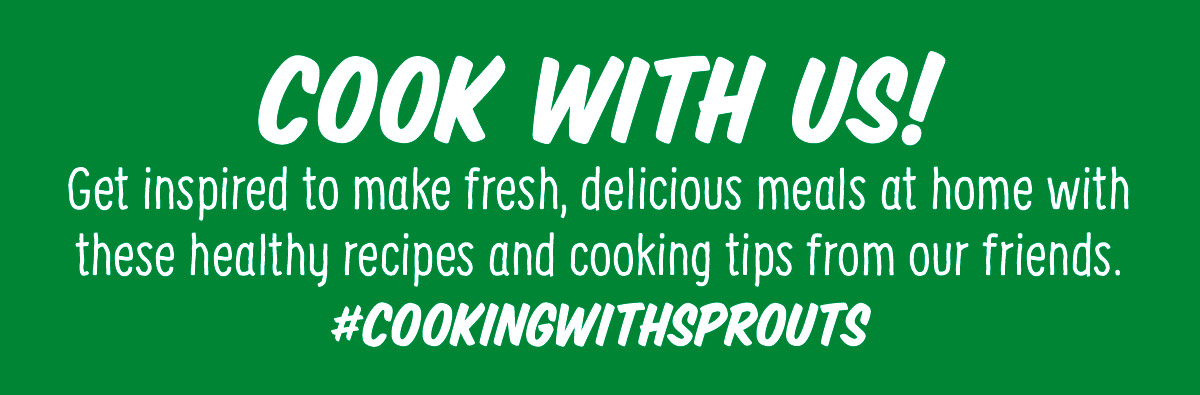 Cook With Us!
