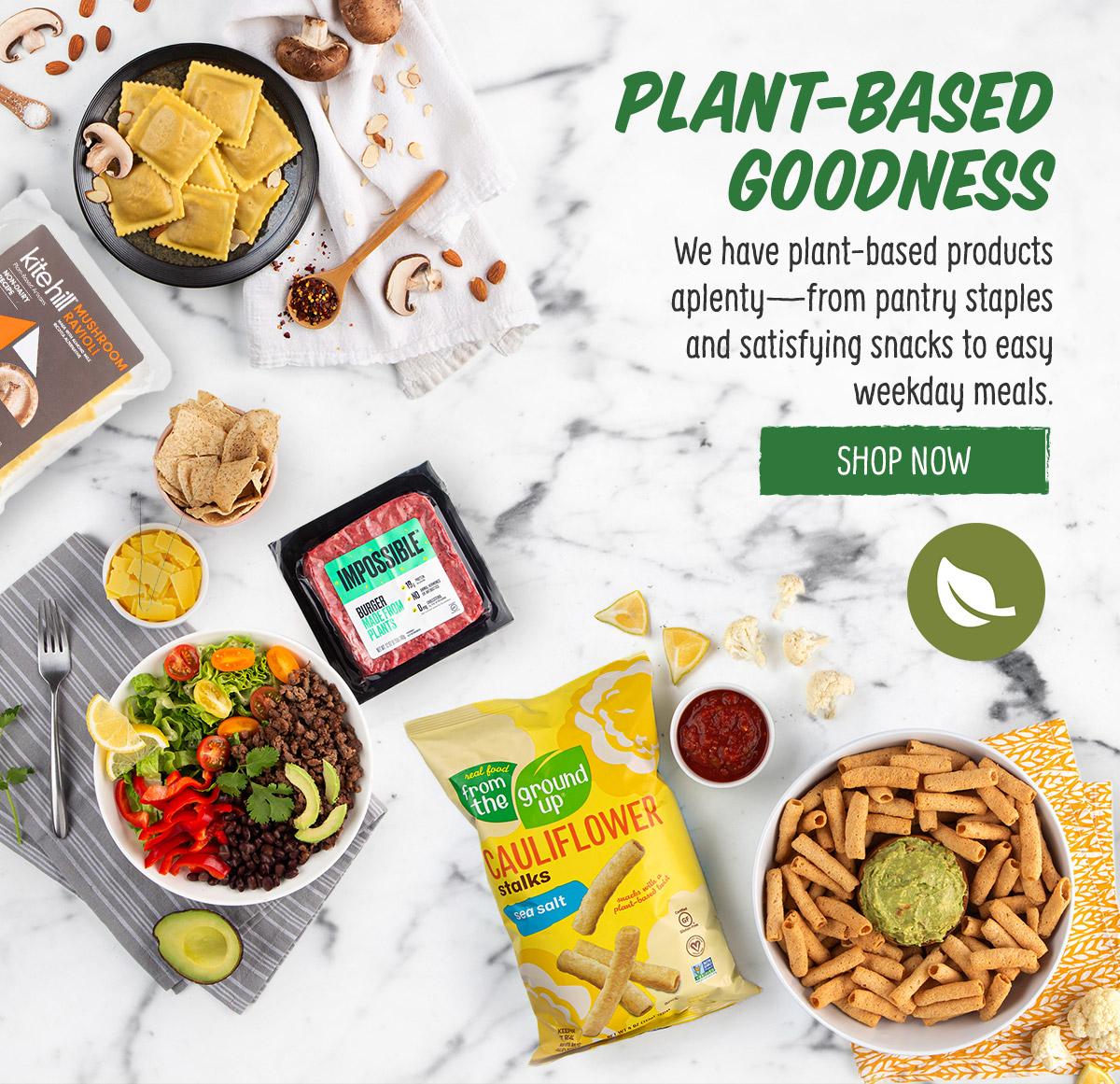 Plant-Based Goodness